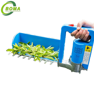 Battery Powered Mini Tea Leaf Plucker And Harvester