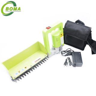 BOMA-SETH-300 Electric Light Weight Mini Tea Plucking Machine