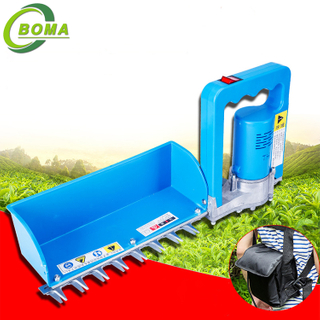 BOMA Company Newest Small Portable Tea Picker for Tea Estate