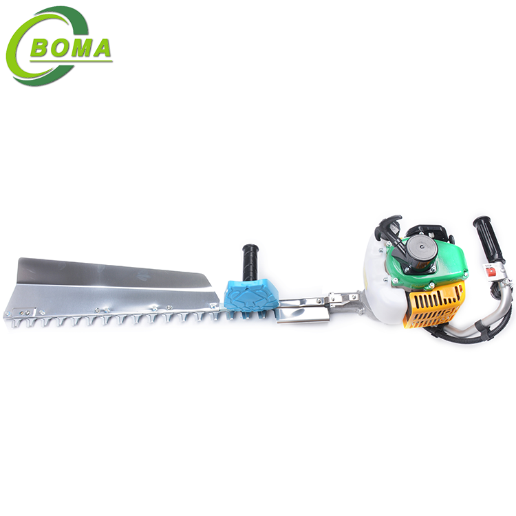 Single Man Multi-Function Single Blade Petrol Garden Hedge Cutter for Tea Trimmer