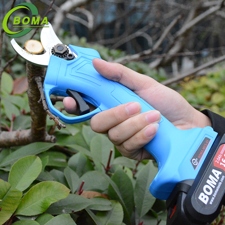 Low Price Rechargeable Mini Garden Pruning Shears for Farmland