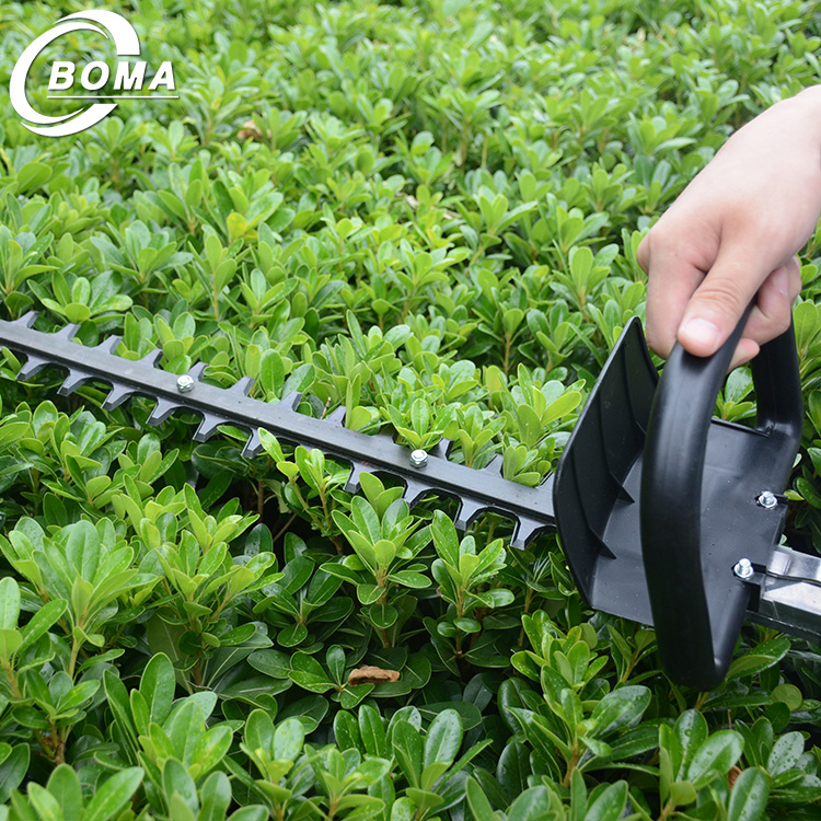 BOMA-GHT-600 Gasoline Double Blades Hedge Trimmer with 2 Stroke for Tea Plantation