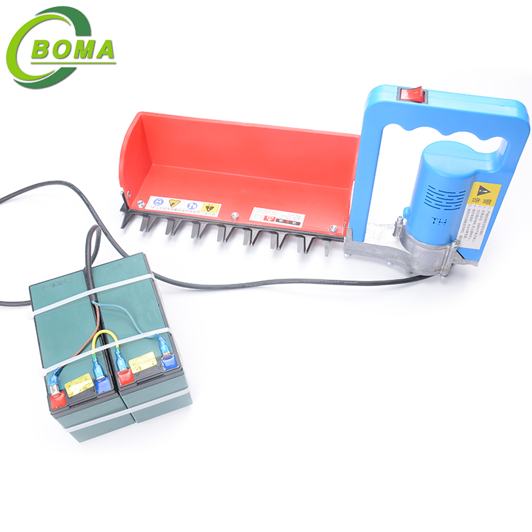 Battery Operated Tea Plucking Machine for Tea Cutter