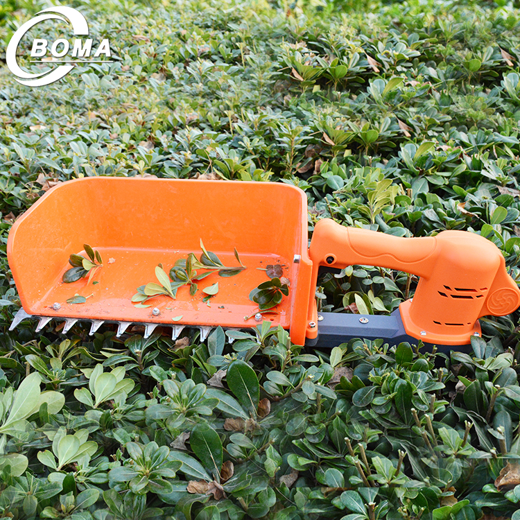 Customized High Efficiency Tea Leaf Plucking Machines for Agricultural Use