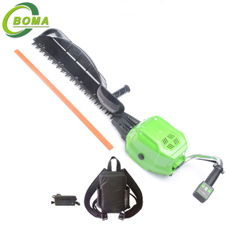 Factory Supply Lithium Battery Powered Single Blade Tea Plucking Machine