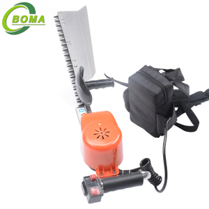 Cordless Customized Single Blade Shrub Cutting Machine for Pruning Tea Bushes