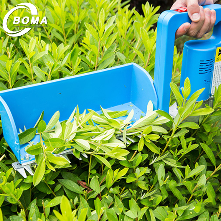 China Widely Used Attractive Easy to Operate Tea leaf Harvester