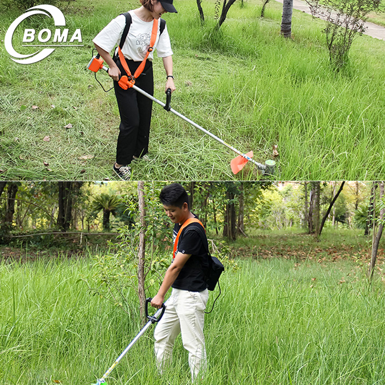 Li-ion battery Brush Cutter with brushless motor for gardens and farms