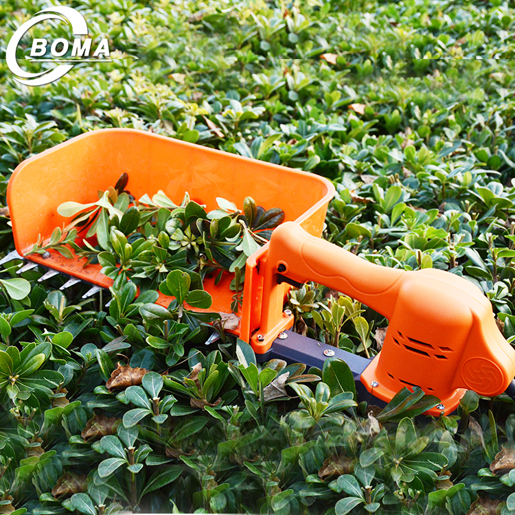 Manufacturer Supply BOMA-SETH-300 Tea Leaf Plucking Machines for Tea Estate