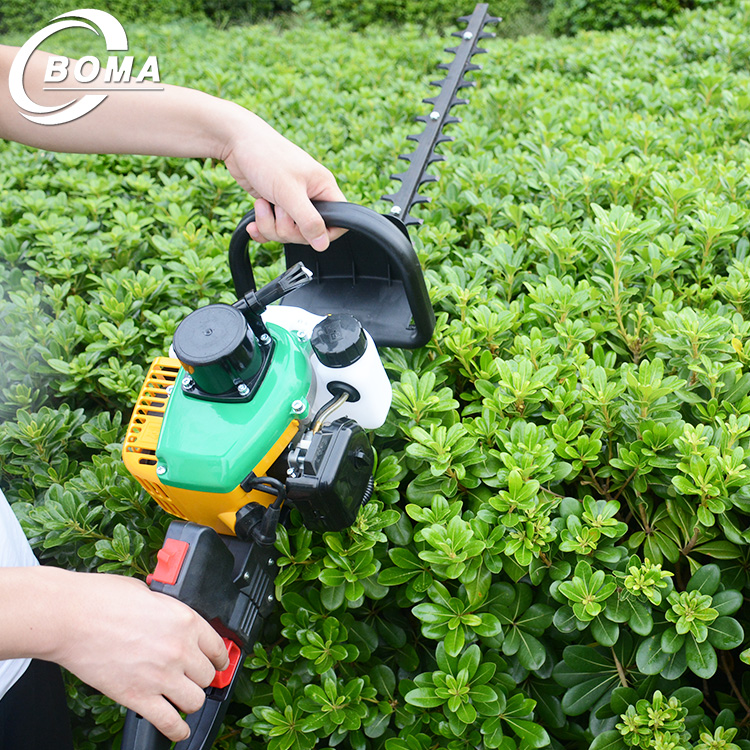 Petrol Double Blade Hand Held Hedge Trimmer for Landscaper