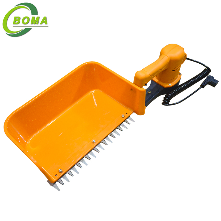 New BOMA 1.7kg Mini Tea Harvester for Pruning Tea Bushes