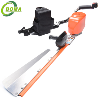 China Factory Directly Sale Single Blade Tea Tree Trimming Machine with Battery Powered for Trimming Tea Branches