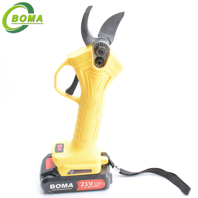 Made by BOMA Easy To Operate Mini Electric Scissors for Tea Leaf Pruning