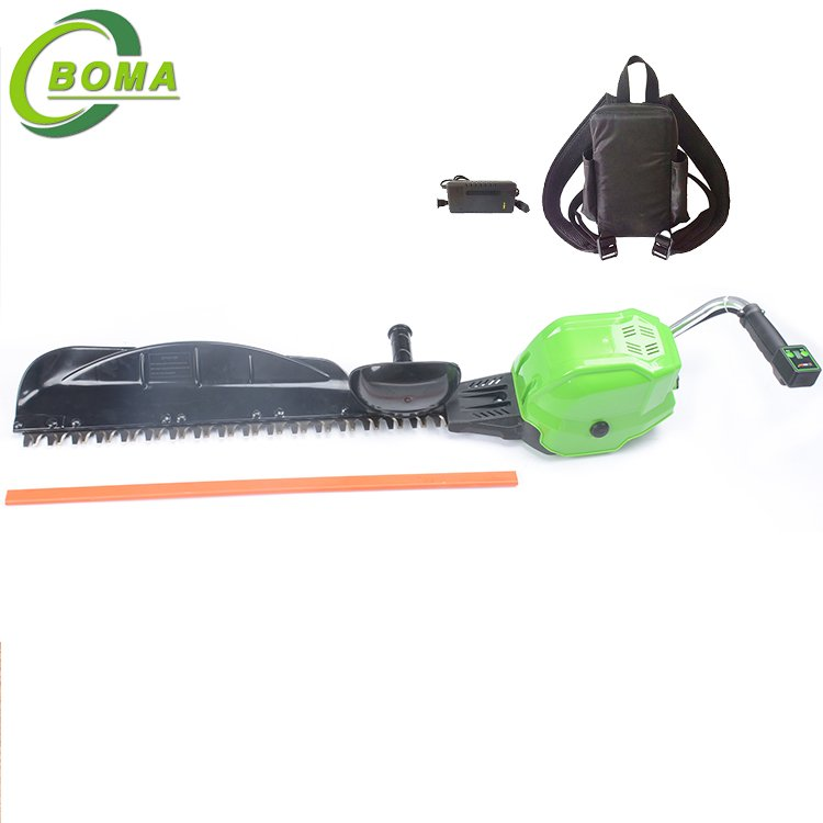 Best Selling Mini 500w Electric Single Blade Tea Pruning Machine for Home Garden
