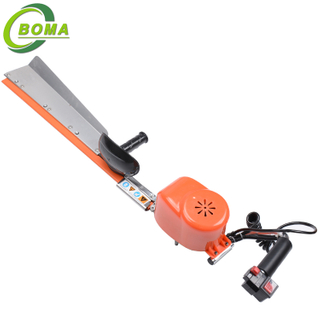 Low Noise Li-ion Battery Rechargeable Hedge Trimmer