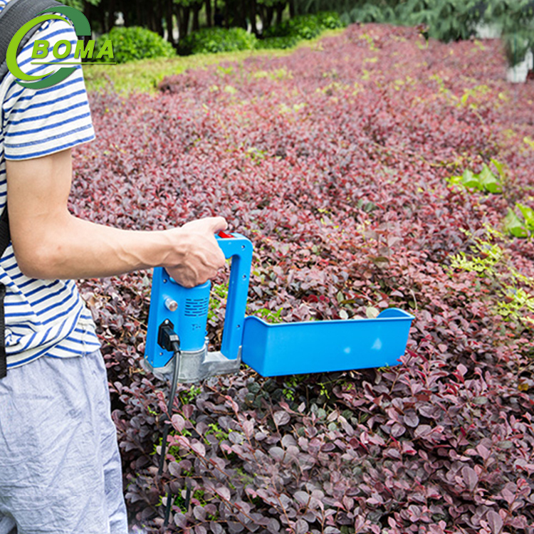 One Man Operate Mini Tea Harvester for Tea Association