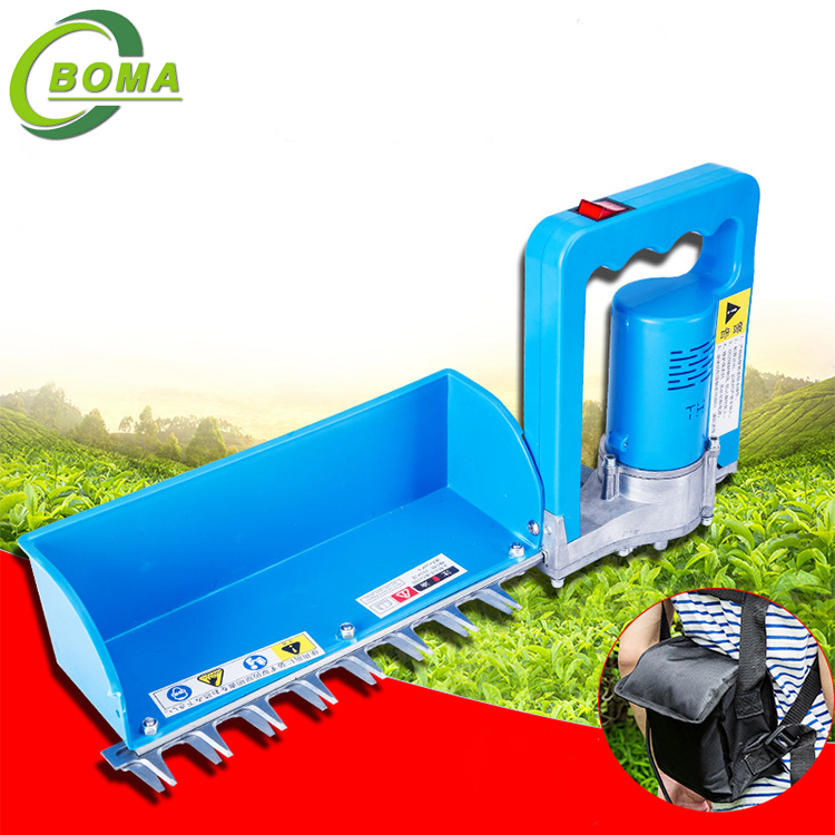 Battery Powered Small Tea Leaf Plucking Machine
