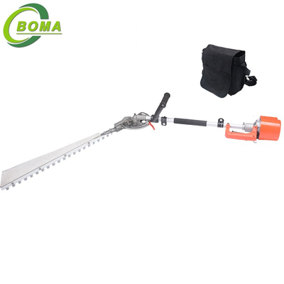 500w Professional Hedge Trimmer for Cutting Tea with Single Cutting Blade