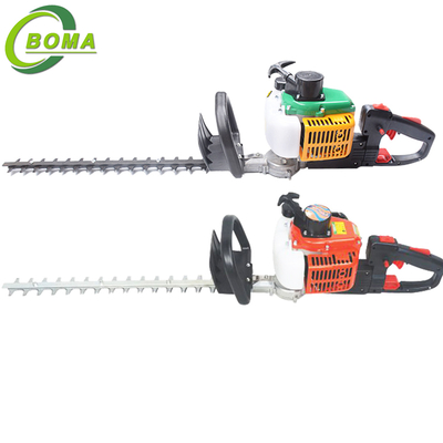 Double Blades Petrol Hedge Trimmer for Tree Shrub Pruning