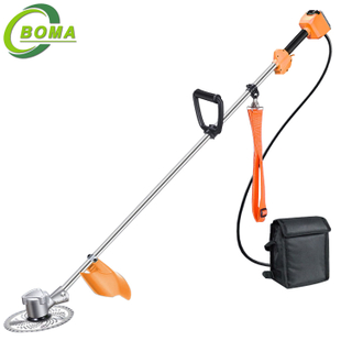 Most Popular Battery Powered Electric Brush Cutter for Agricultural Use