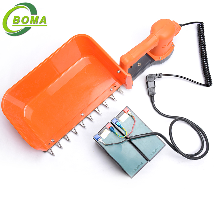 BOMA battery powered tea pruning machine with backpack made in China
