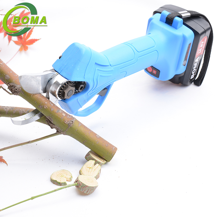 Chinese Hottest Built-in Battery Grape Pruning Shears for Agricultural Works