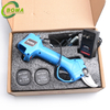 Factory Price Battery Operated Electric Fruit Pruning Shears for Fruit Garden