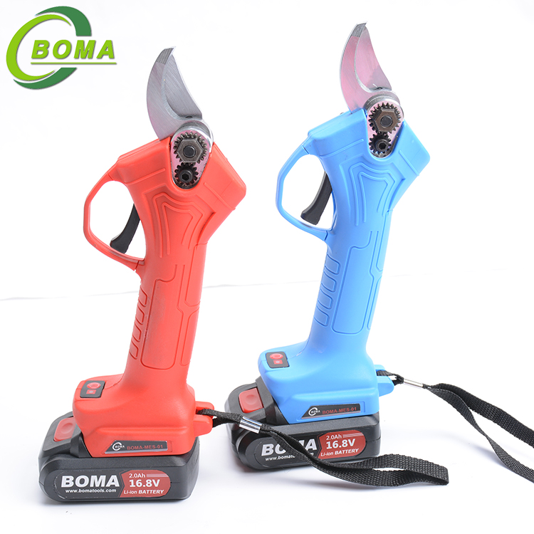 Professional Electric Hand Held Garden Shears for Orchard Trees
