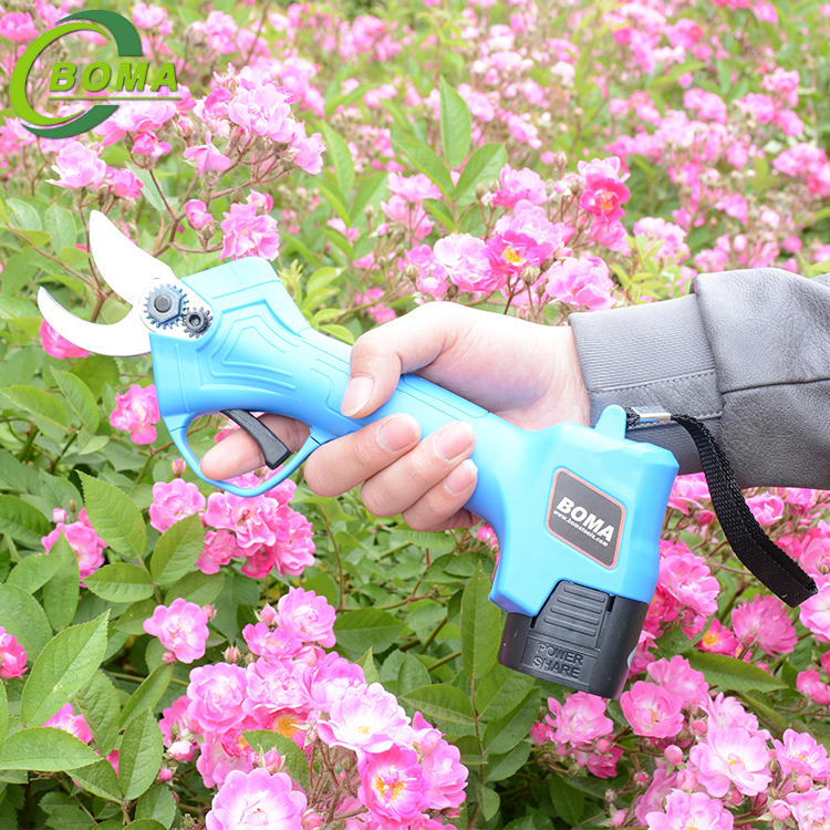 BOMA Brand Lithium Battery Garden Pruning Shears for Farm Use