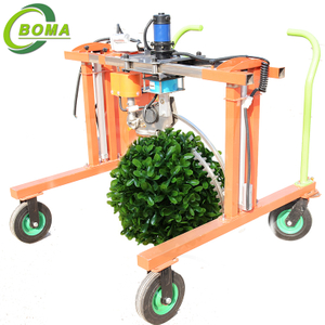 Automatic Trimming Machine for trimming 40cm-80cm round young plant