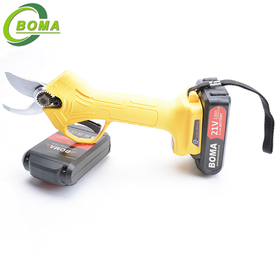 Hot Selling BOMA NE Brand 21V High Power Electric Shears with Light Weight for Pruning Vineyard