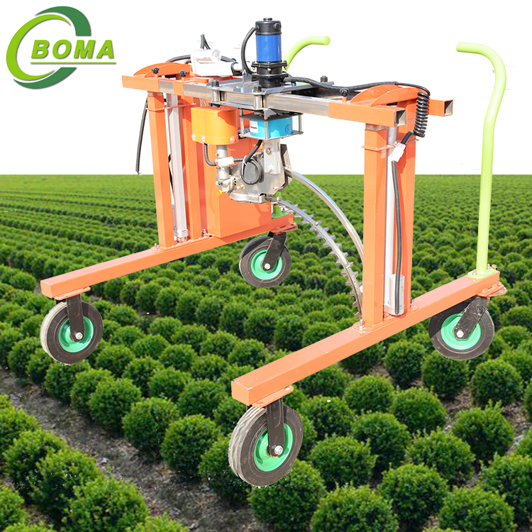 2019 New Invented Automatic Trimming Machine For Buxus And